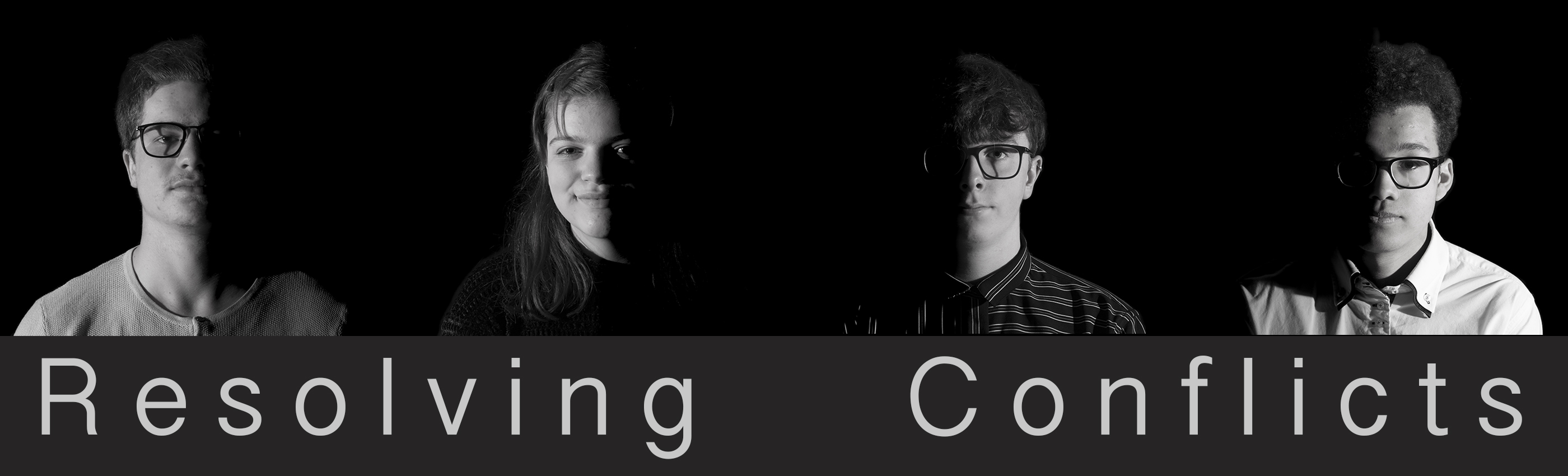 Resolving conflicts banner